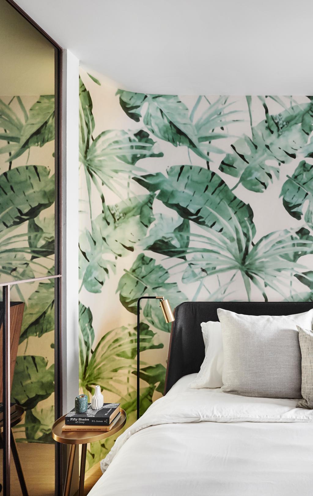 Contemporary, Condo, Bedroom, The Seafront, Interior Designer, IN-EXPAT, Minimalistic