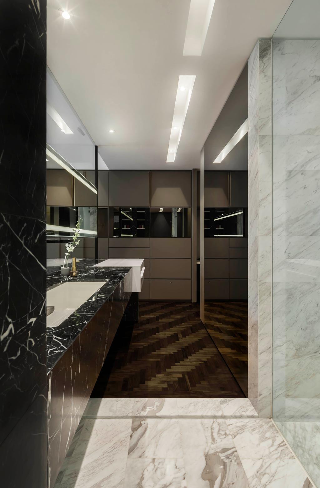 Modern, Landed, The Attic, Interior Designer, IN-EXPAT, Contemporary