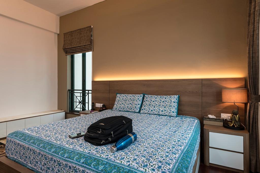Condo, Bedroom, Pebble Bay, Interior Designer, Glamour Concept