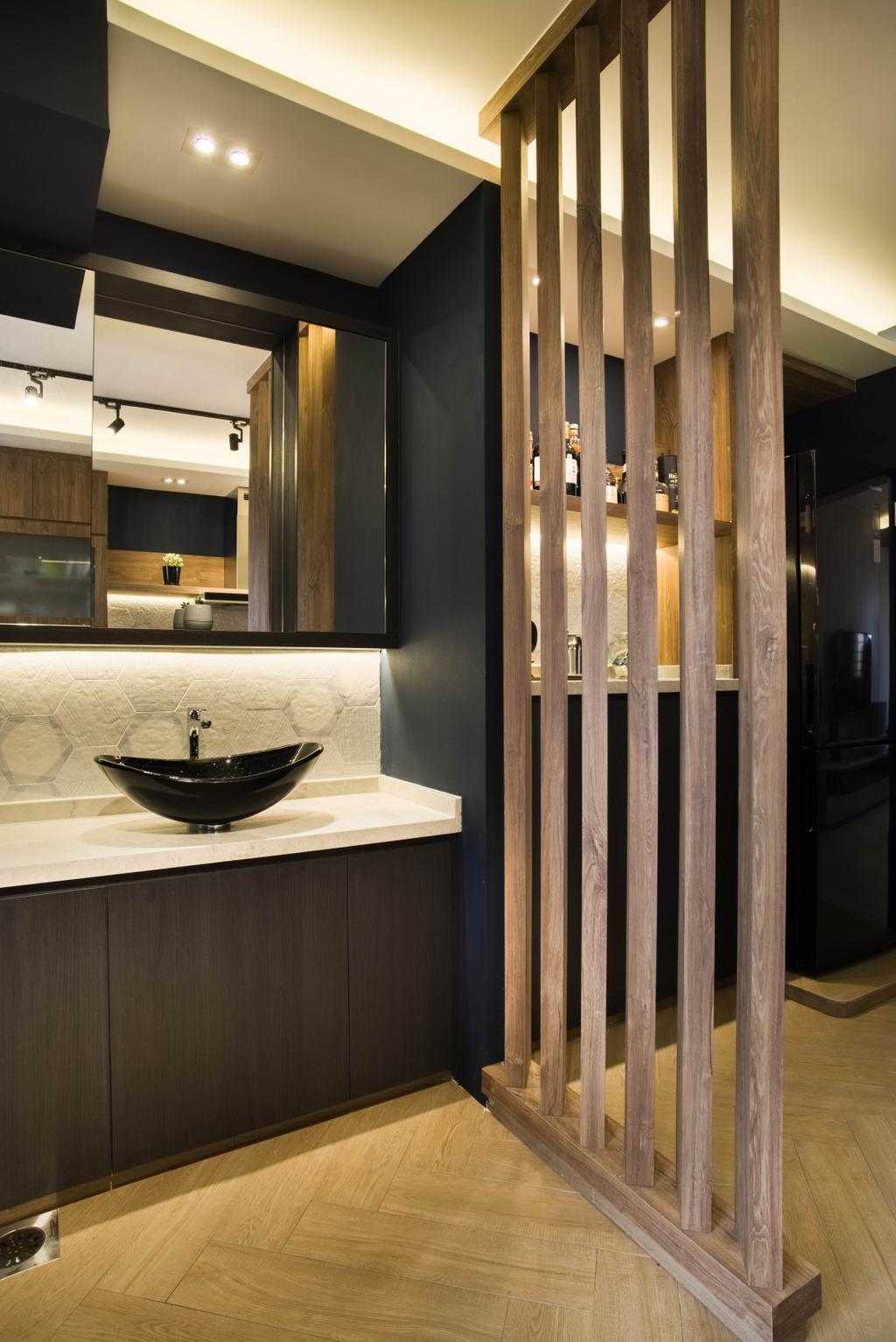 Contemporary, HDB, Whampoa Road, Interior Designer, Urban Habitat Design