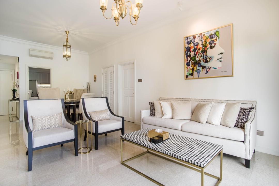 Aspen Heights, Urban Habitat Design, Modern, Living Room, Condo, Modern European, Modern Victorian