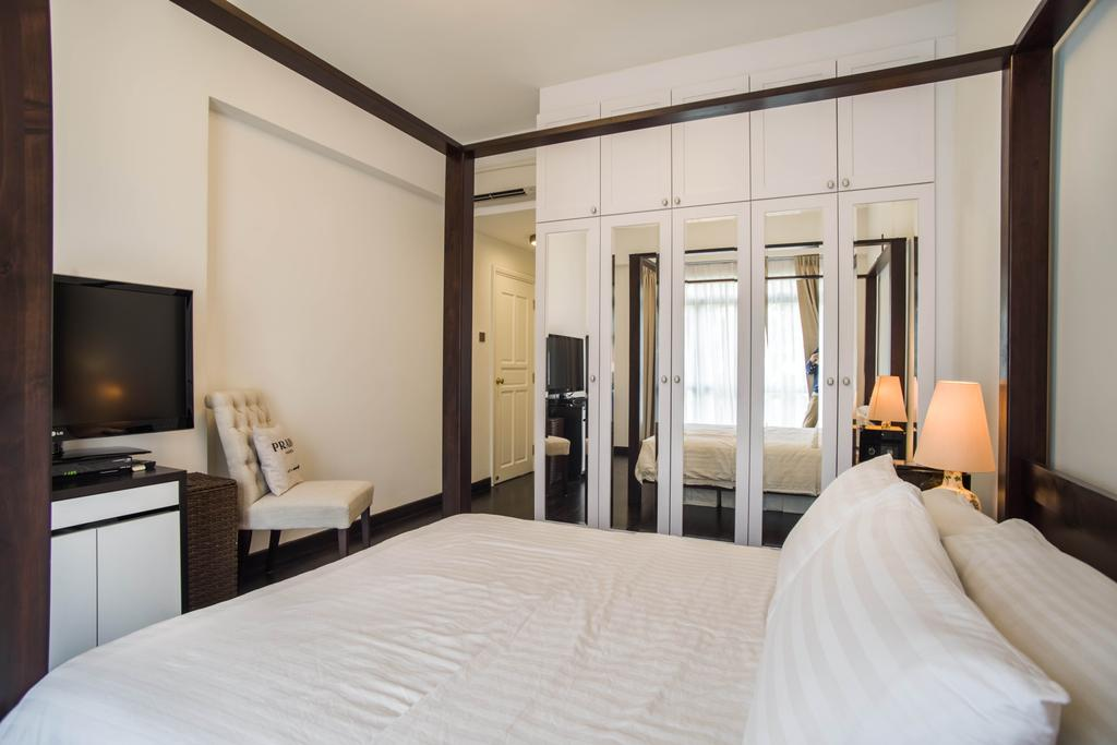 Modern, Condo, Bedroom, Aspen Heights, Interior Designer, Urban Habitat Design