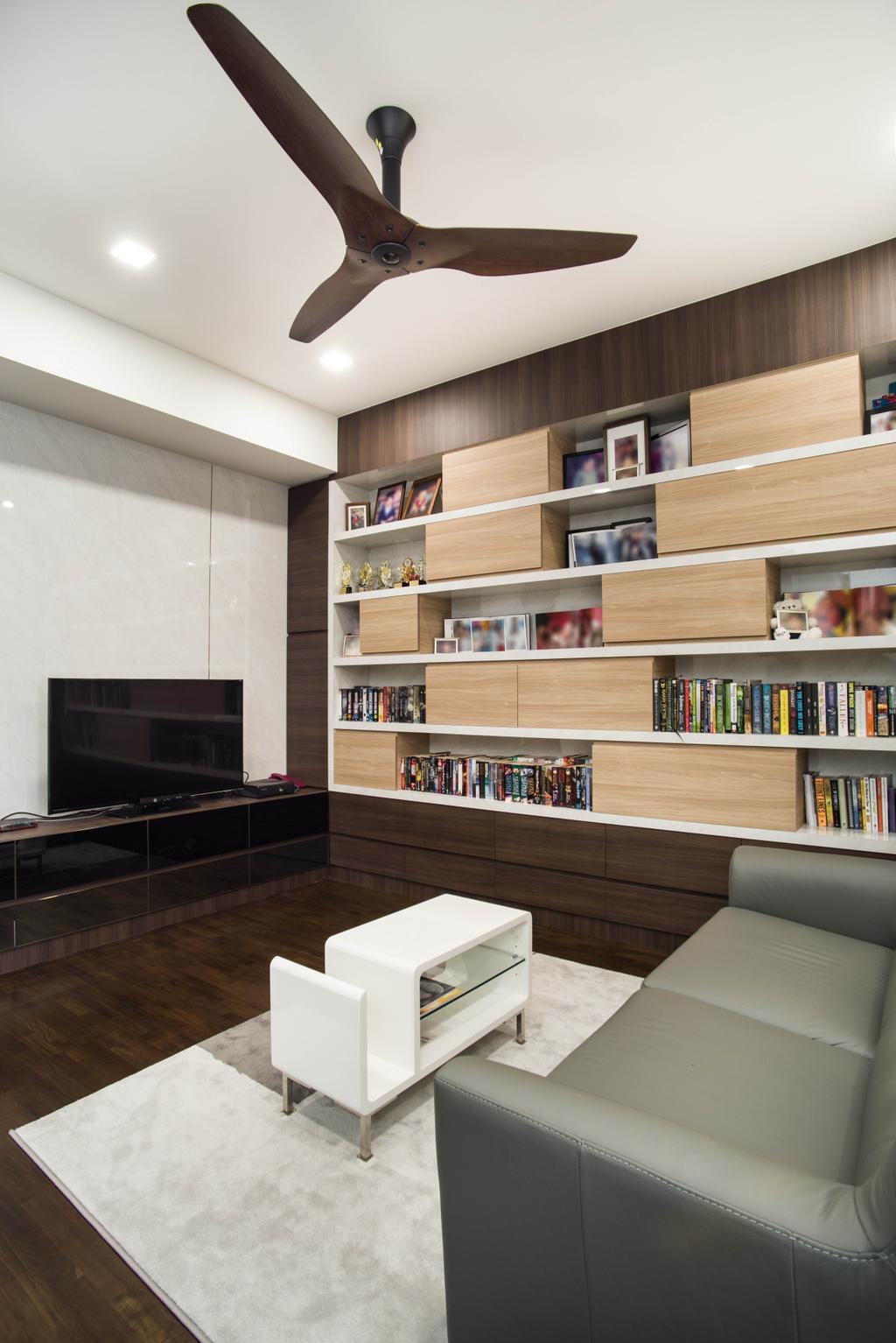 Modern, Landed, Chuan View, Interior Designer, Urban Habitat Design