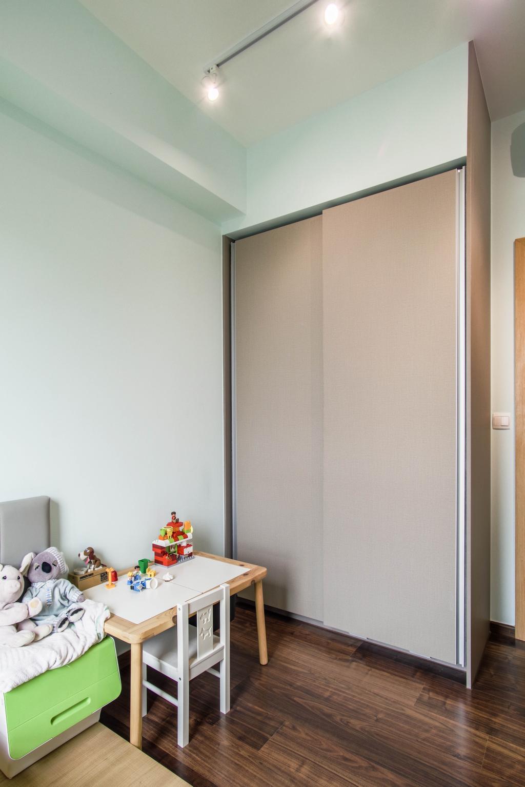 Minimalistic, Condo, The Glades, Interior Designer, Urban Habitat Design