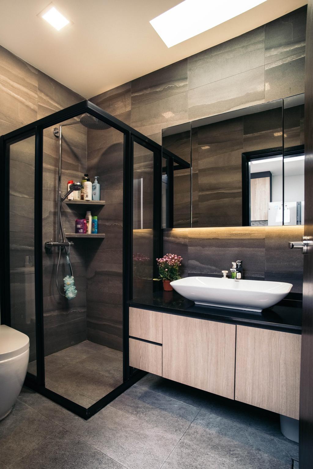 Bathroom Interior Design: Interior Design Singapore