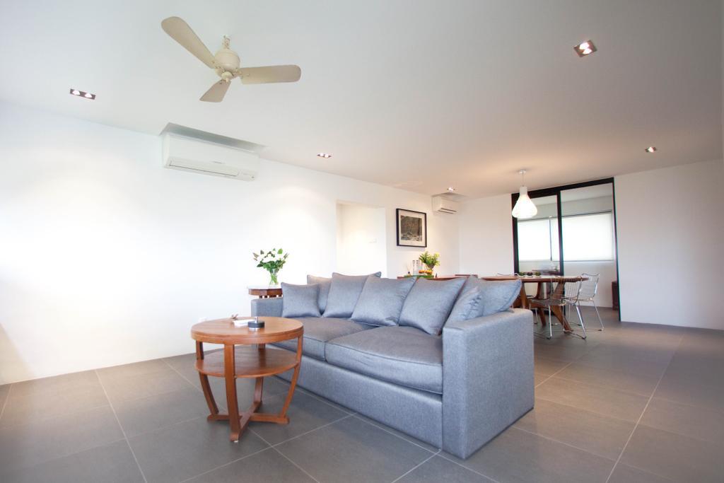 Contemporary, HDB, Living Room, Bedok South, Interior Designer, Create