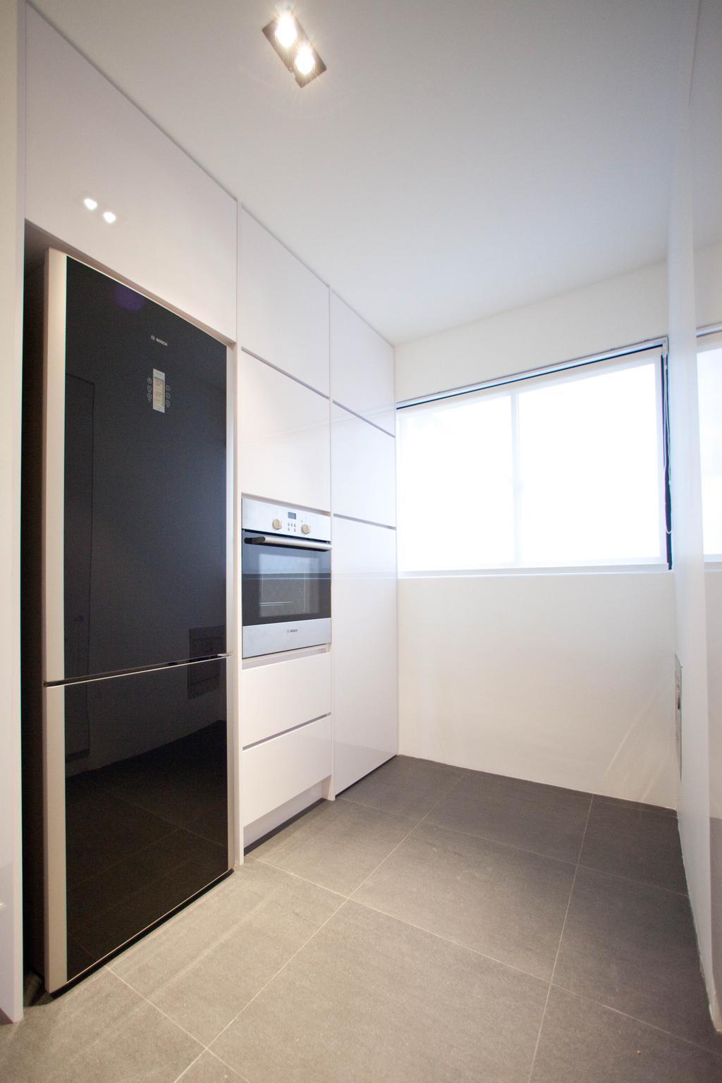 Contemporary, HDB, Kitchen, Bedok South, Interior Designer, Create