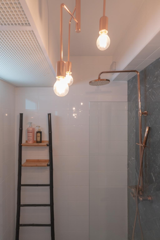 Eclectic, HDB, Bathroom, Lorong Limau, Interior Designer, Chapter One Interior Design