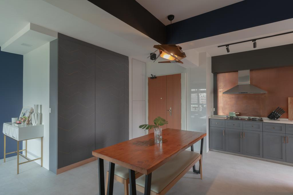 Lorong Limau by Chapter One Interior Design