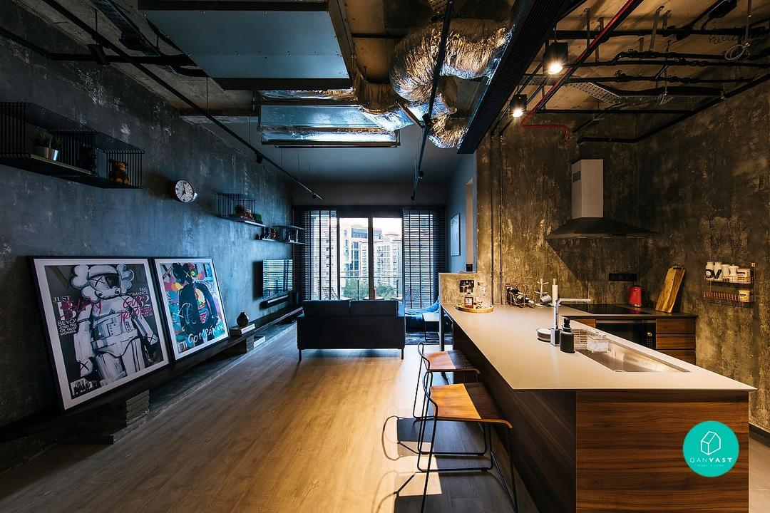 light or dark decor