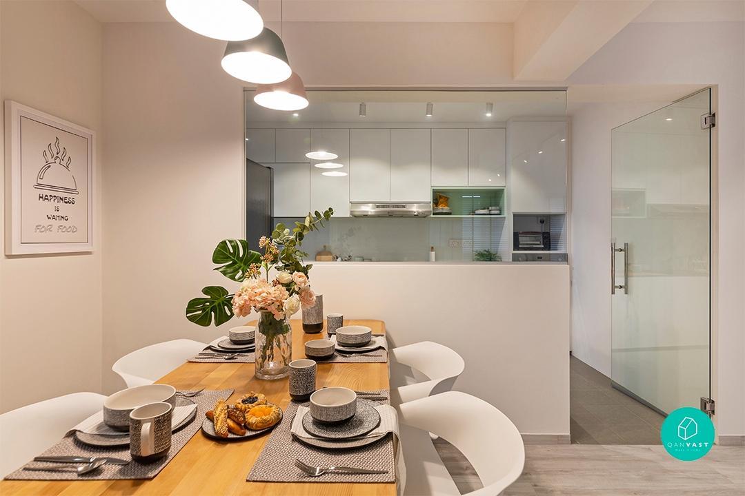 Kitchen Open Concept