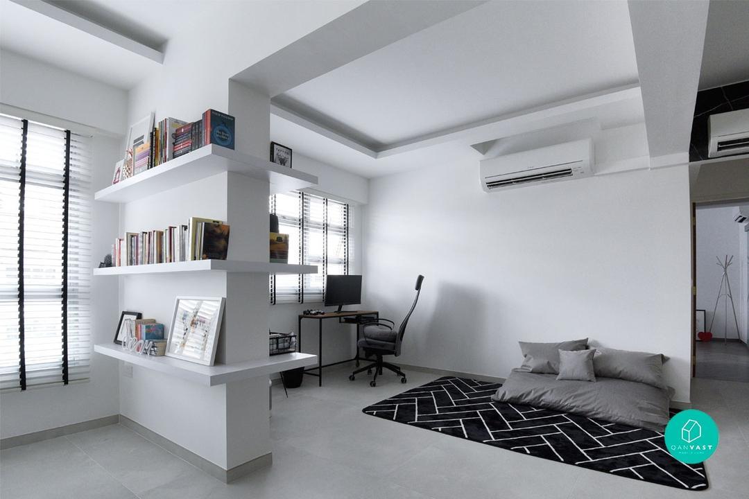 Monochrome-Home-Study