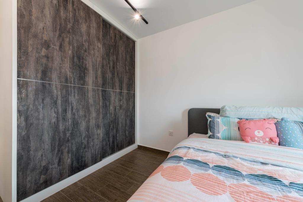 Contemporary, HDB, Bedroom, Bukit Batok West Avenue 9, Interior Designer, New Age Interior