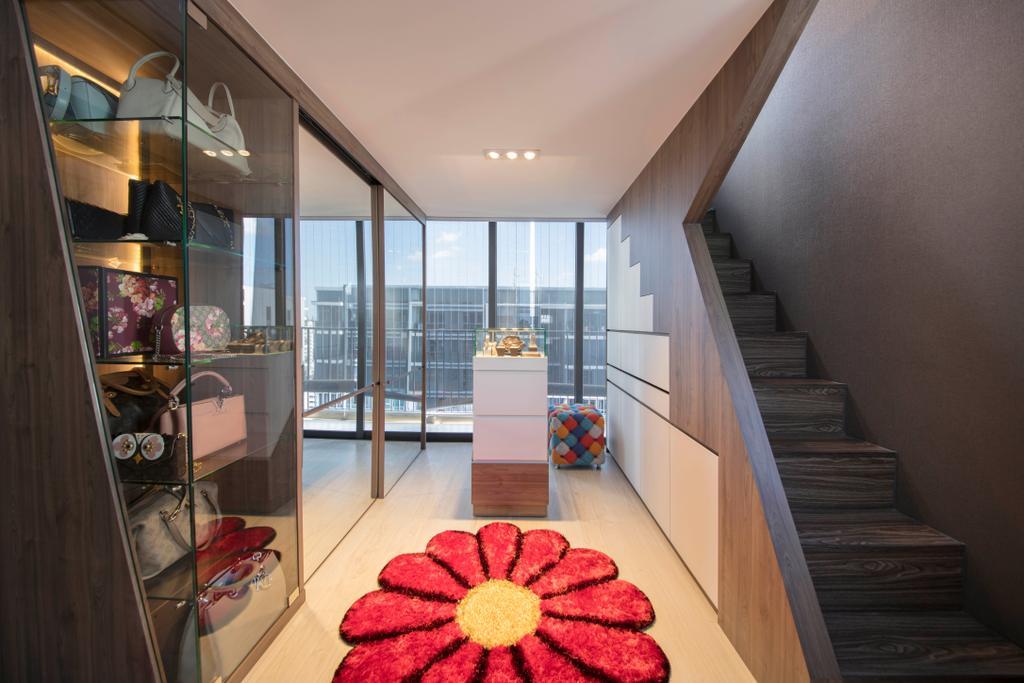Contemporary, Condo, Bellewaters, Interior Designer, Metamorph Design
