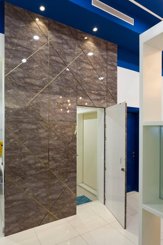 Modern, Condo, Living Room, M City, Ampang, Interior Designer, GI Design Sdn Bhd