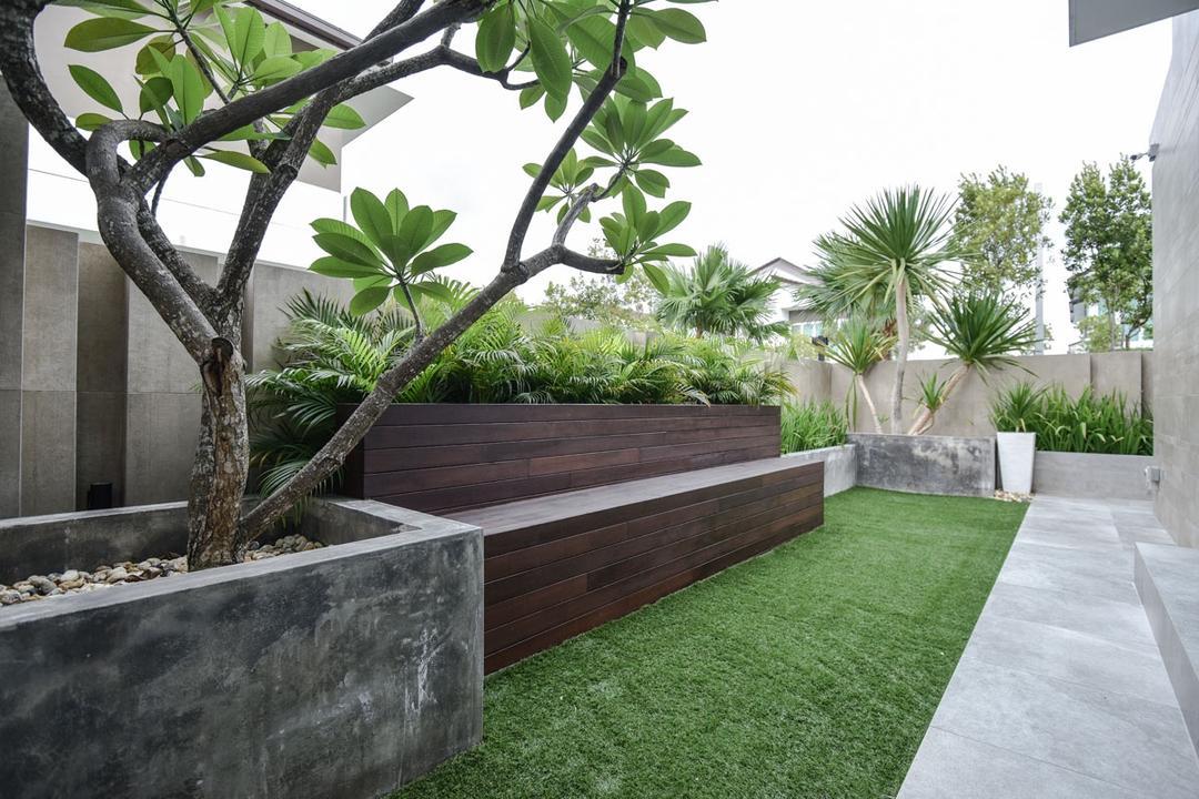 D-Laman Greenville, Klang by InD'finity Design