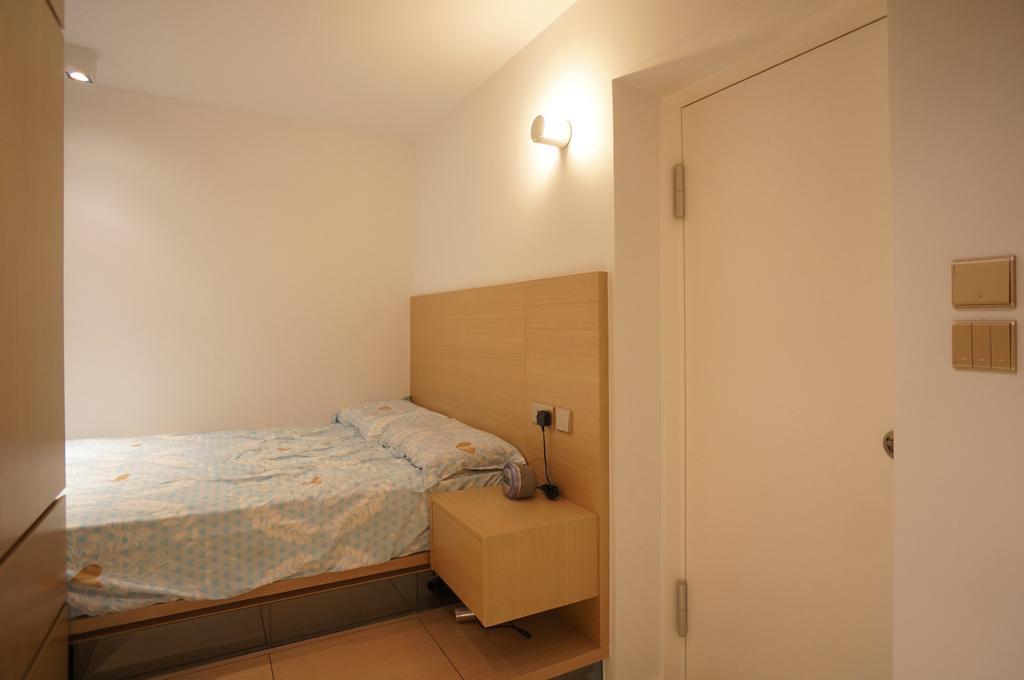簡約, 公屋/居屋, 睡房, 慈安苑, 室內設計師, 和生設計, 摩登
