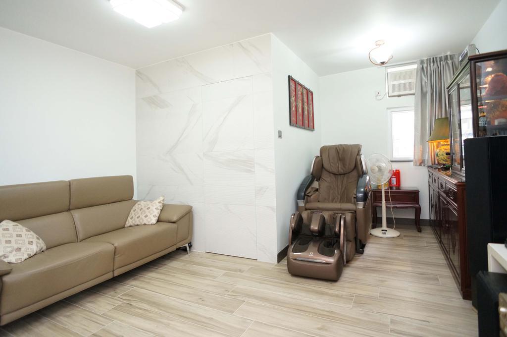 公屋/居屋, 客廳, 寶珮苑, 室內設計師, 和生設計