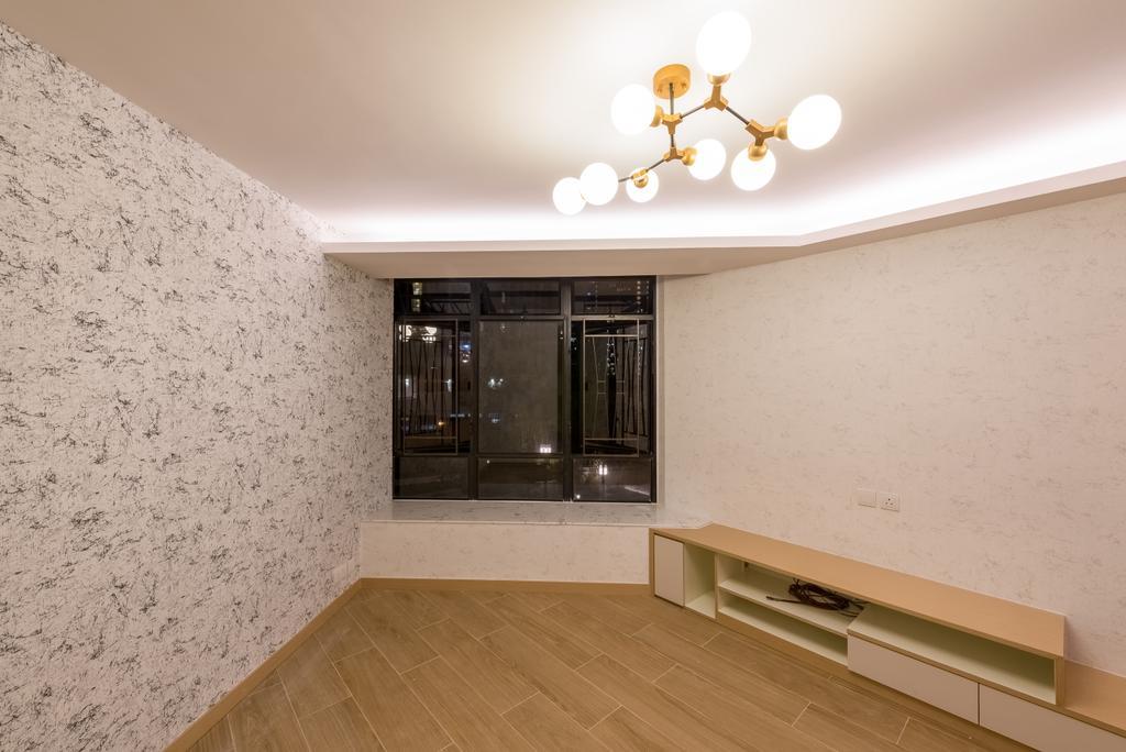 私家樓, 客廳, 康怡花園, 室內設計師, Deco Farmer Studio
