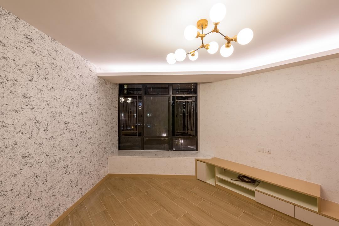 康怡花園 Living Room Interior Design 10