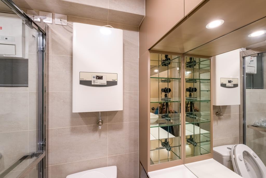 私家樓, 浴室, 康怡花園, 室內設計師, Deco Farmer Studio