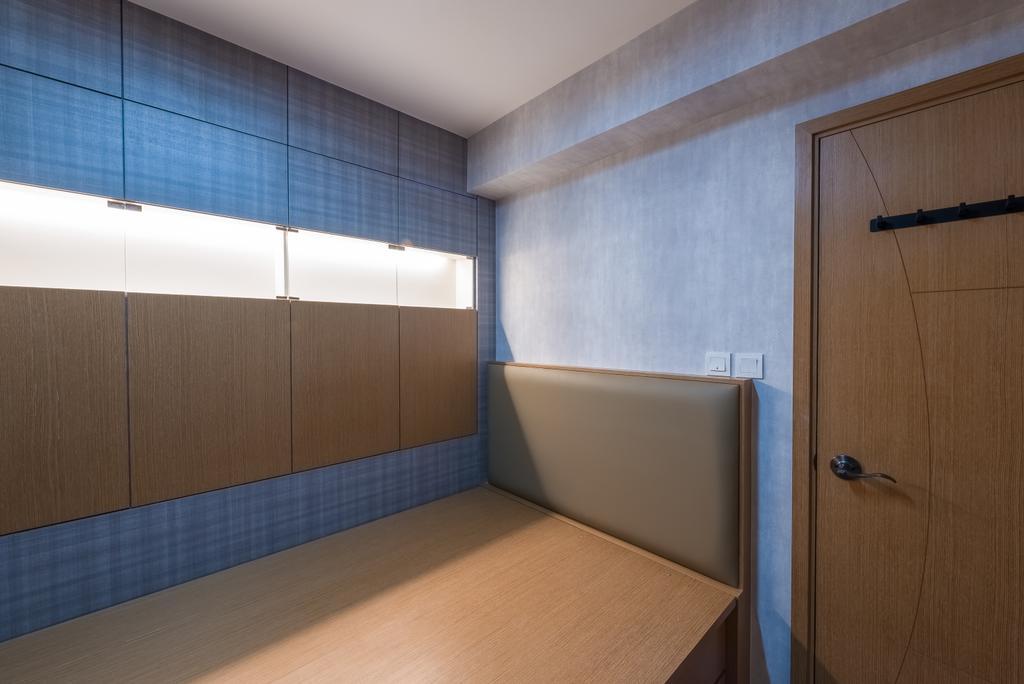 私家樓, 睡房, 康怡花園, 室內設計師, Deco Farmer Studio
