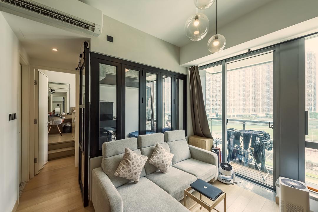 Capri Living Room Interior Design 1