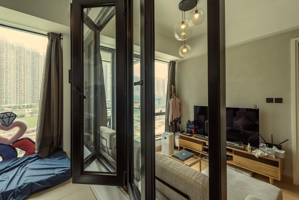 簡約, 私家樓, 睡房, Capri, 室內設計師, Deco Farmer Studio, 摩登