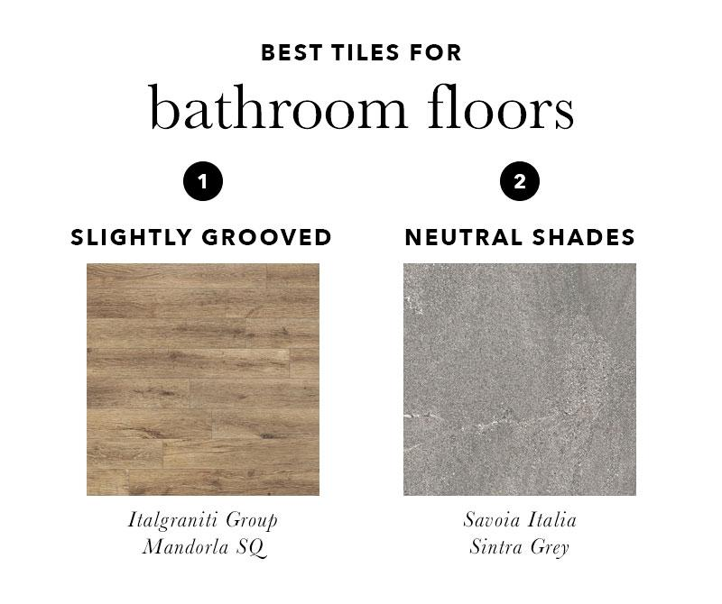 Want Your Kitchen and Bathroom to Last? Get These Tiles