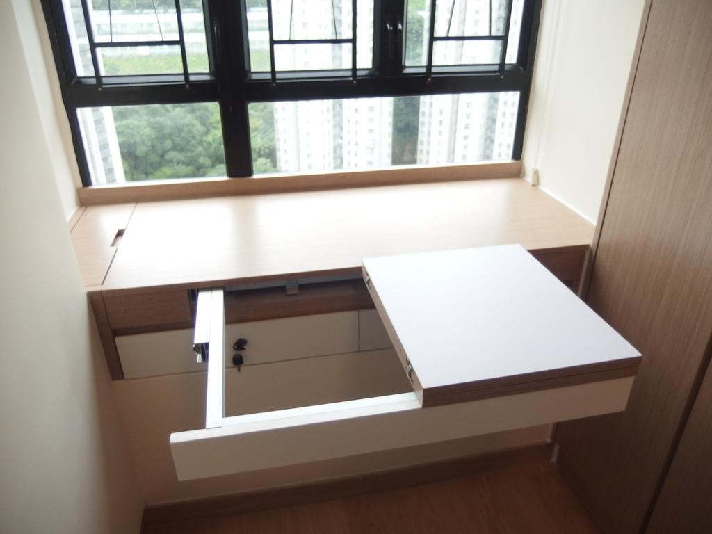 簡約, 私家樓, 灣景花園, 室內設計師, Deco Farmer Studio