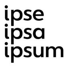 Ipse Ipsa Ipsum