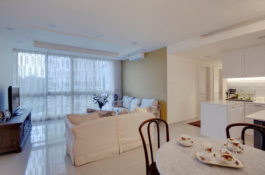 Modern, Condo, Living Room, Nuovo, Interior Designer, The Orange Cube