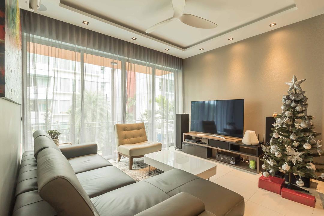 Spectrum Living Room Interior Design 1