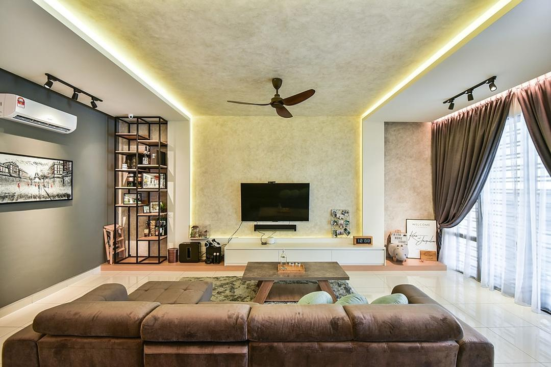 Temasya Living Room Interior Design 15