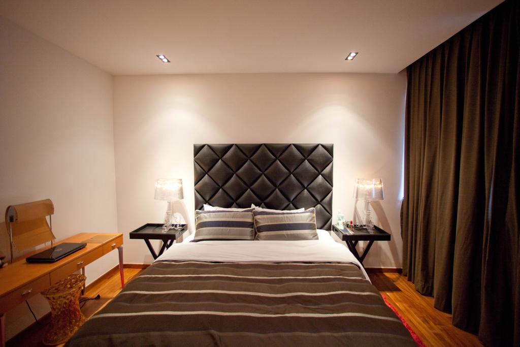 Contemporary, Landed, Bedroom, Loyang Valley, Interior Designer, Create