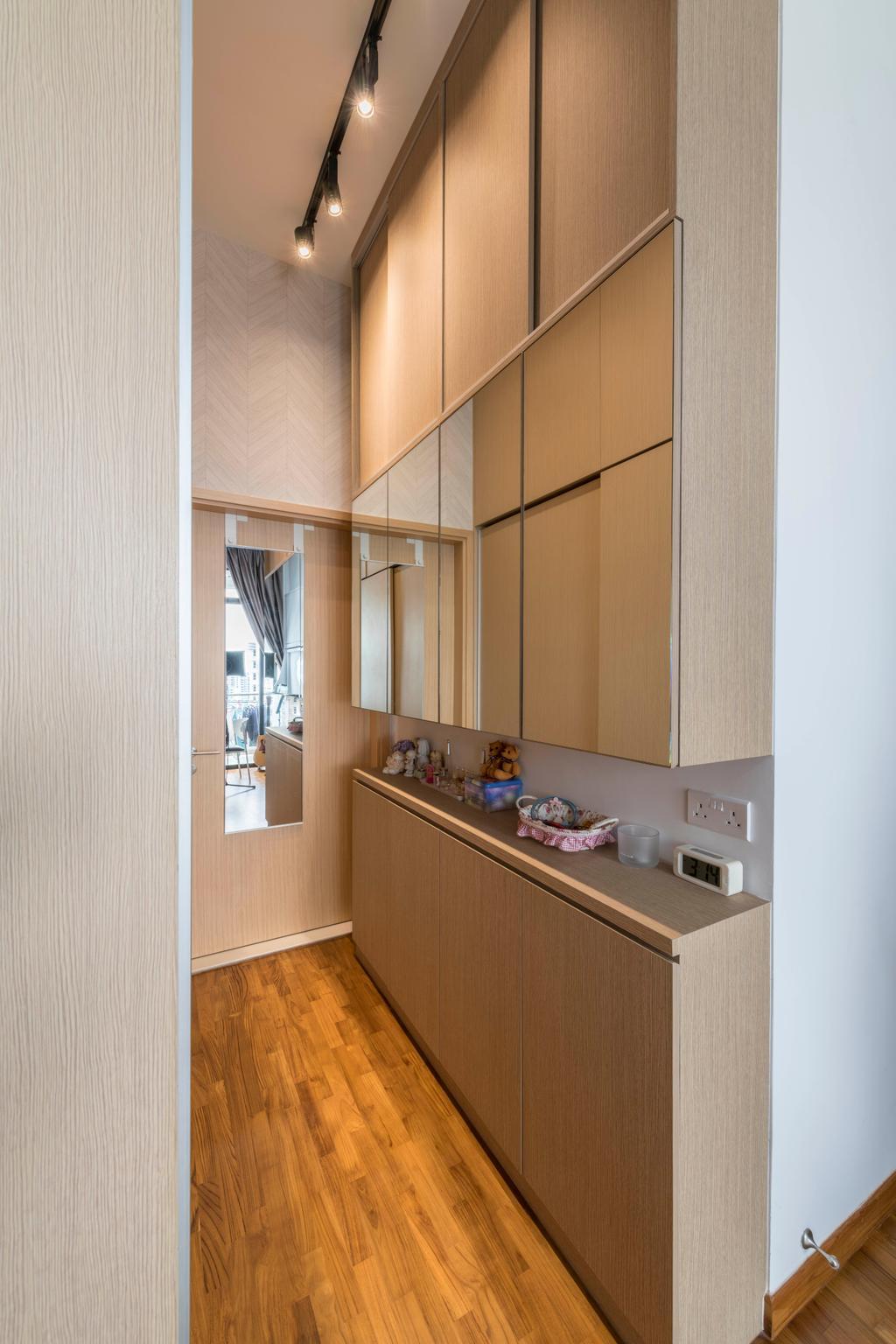 Contemporary, Condo, Hillion Residences, Interior Designer, Craftsmen Atelier