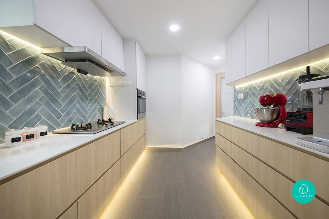 Kitchen Backsplashes Malaysia