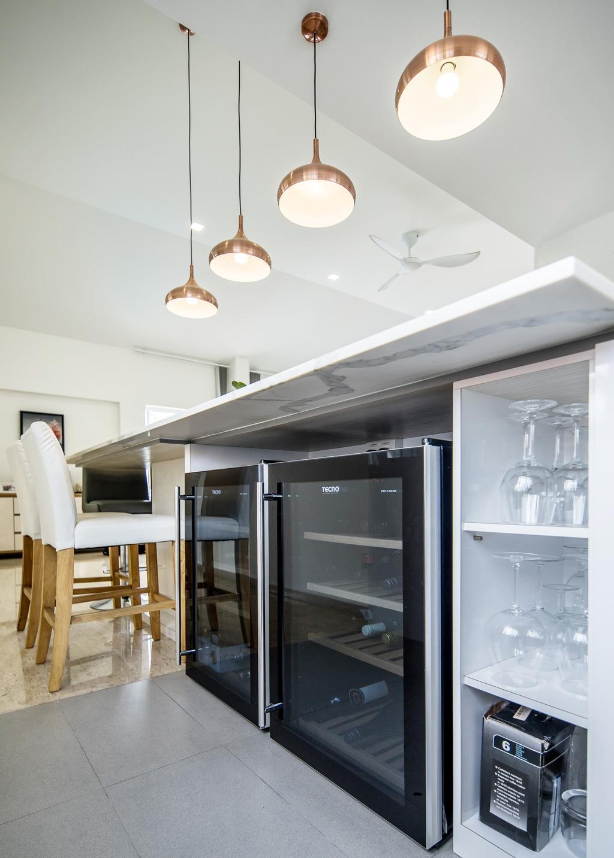 Modern, Condo, Kitchen, East Mansion, Interior Designer, Hygge Design