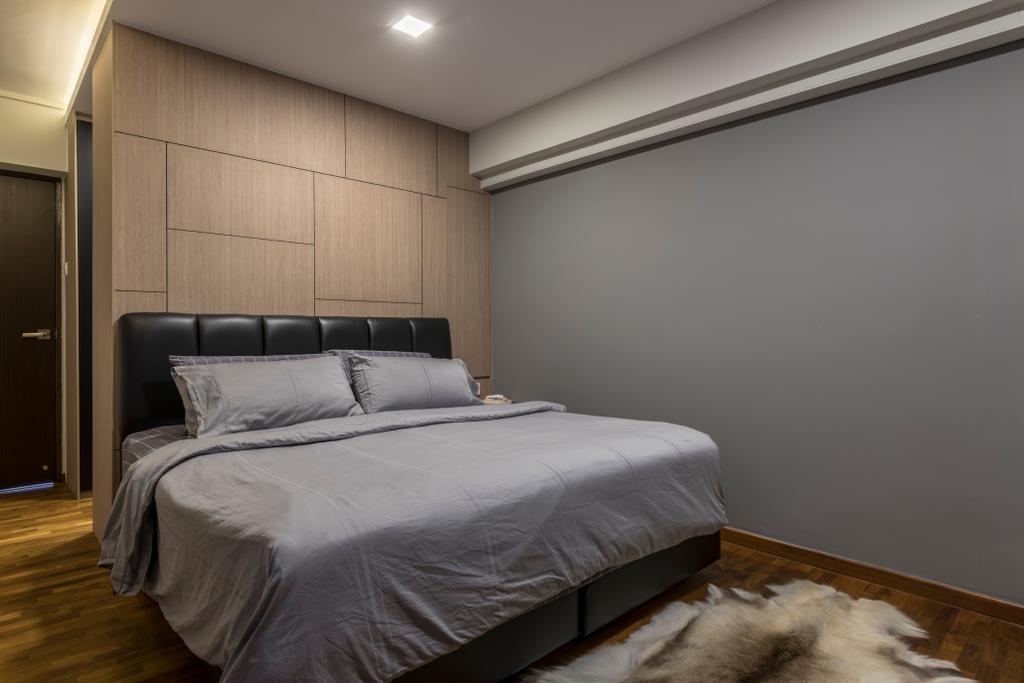 Modern, HDB, Bedroom, Hougang Street 92, Interior Designer, Hygge Design