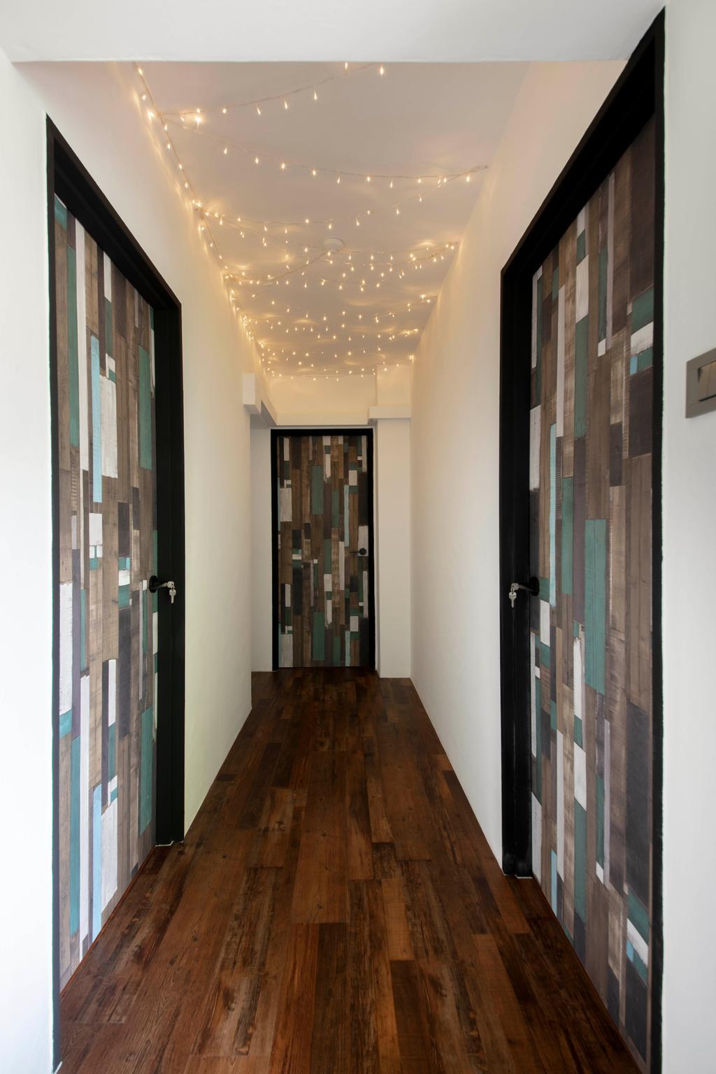 Contemporary, HDB, Bedok Reservoir View, Interior Designer, Azcendant