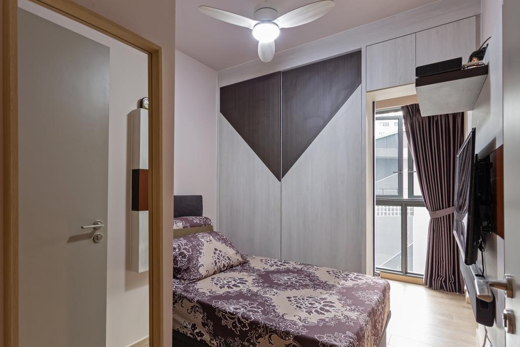 Contemporary, Condo, Bedroom, The Criterion, Interior Designer, Ascenders Design Studio