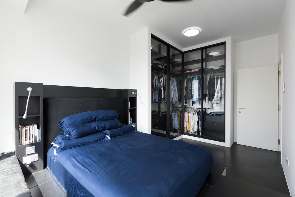 Contemporary, Condo, Bedroom, Park Infinia, Interior Designer, The Roomakers