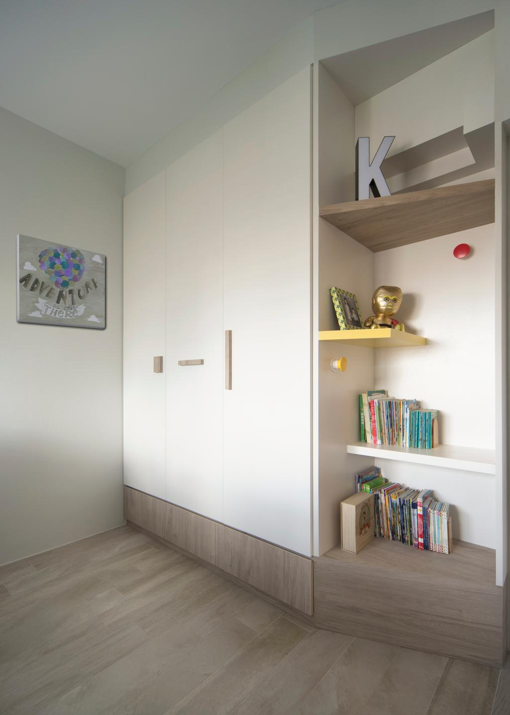 Eclectic, HDB, Klang Road, Interior Designer, Prozfile Design, Scandinavian