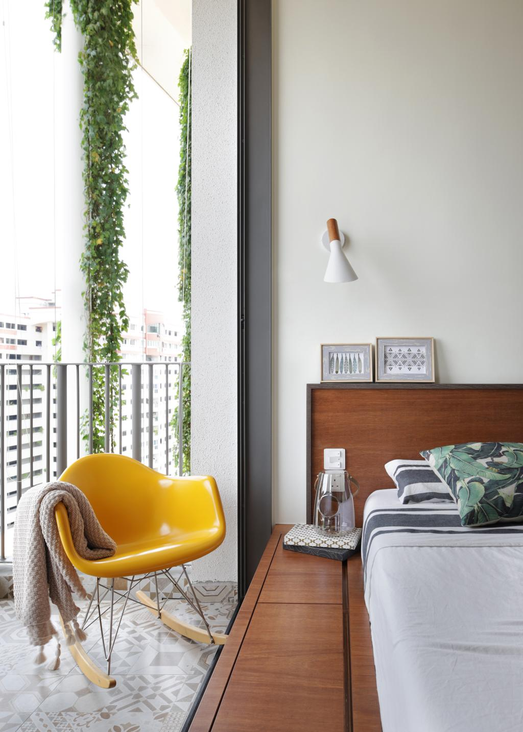 Contemporary, Condo, Bedroom, The Tembusu, Interior Designer, Prozfile Design