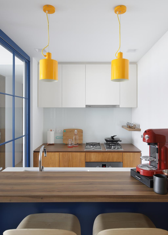 Contemporary, Condo, Kitchen, The Tembusu, Interior Designer, Prozfile Design