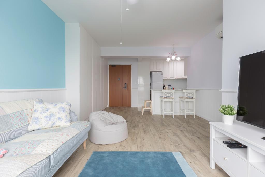 Scandinavian, HDB, Living Room, Telok Blangah Street 31, Interior Designer, Colourbox Interior