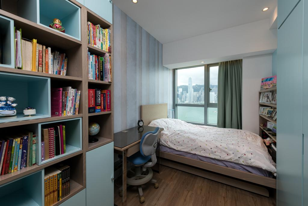 私家樓, 睡房, 君臨天下, 室內設計師, am PLUS