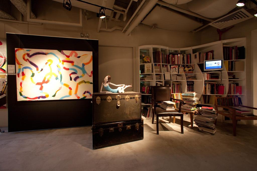 Orchard Road, Commercial, Interior Designer, Create, Industrial