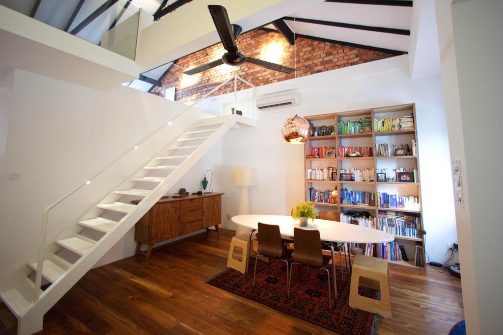Contemporary, Landed, Dining Room, Everitt Road, Interior Designer, Create