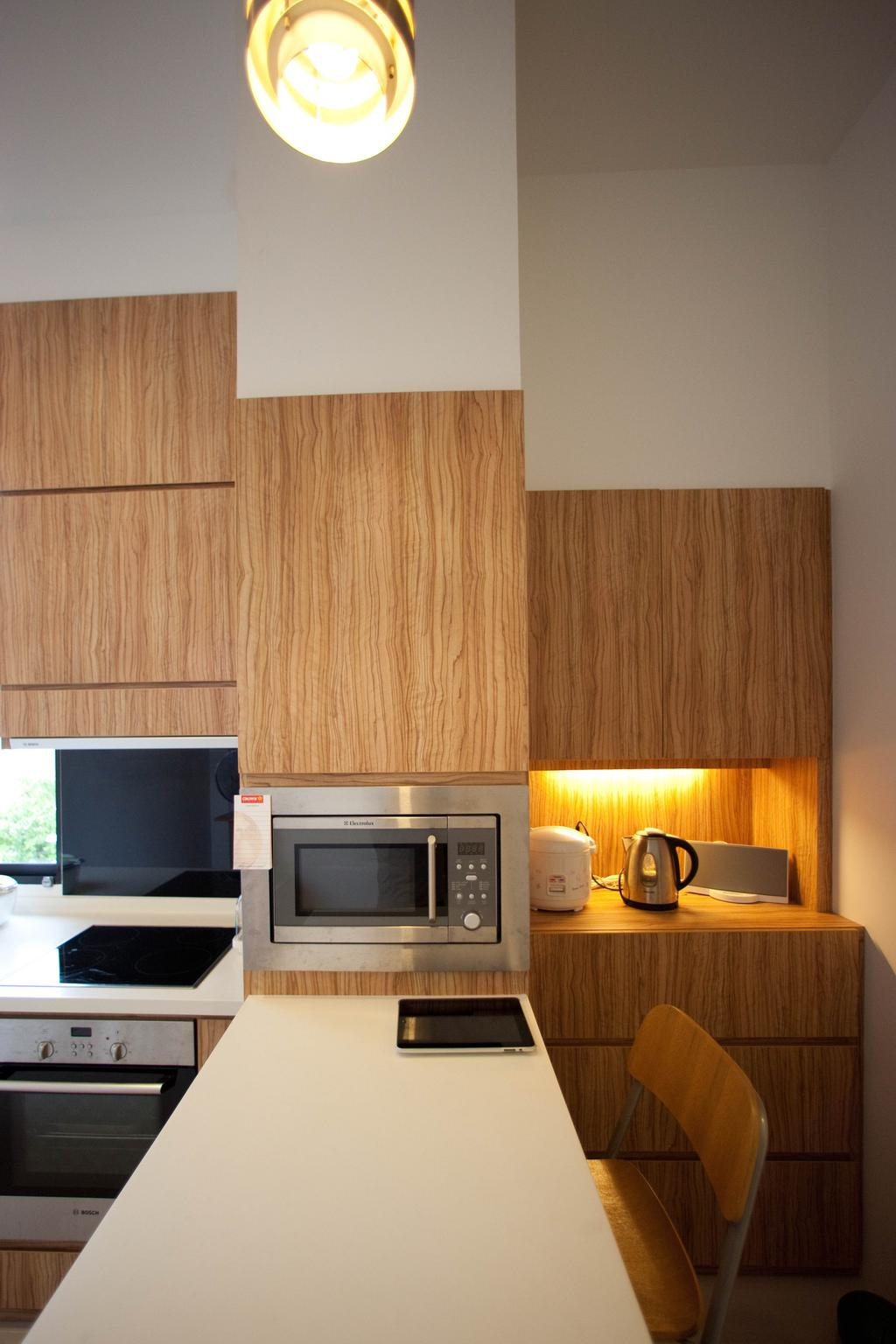 Contemporary, Landed, Kitchen, Everitt Road, Interior Designer, Create